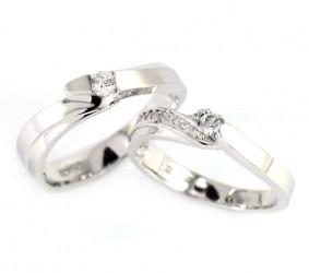 은반지 silver couplering 벨로