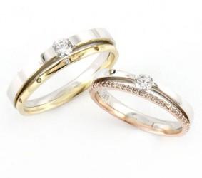 은반지 silver couplering 카리노