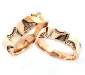은반지 silver couplering 엘르