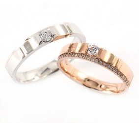 은반지 silver couplering 모닉