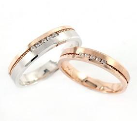 은반지 silver couplering 원느