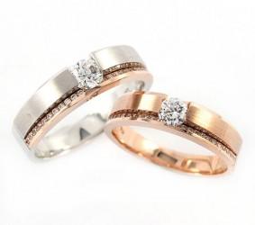 은반지 silver couplering 마니에르