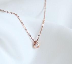 1부 다이아몬드 물방울 목걸이 (선물용 추천) + 3만원 추가할인